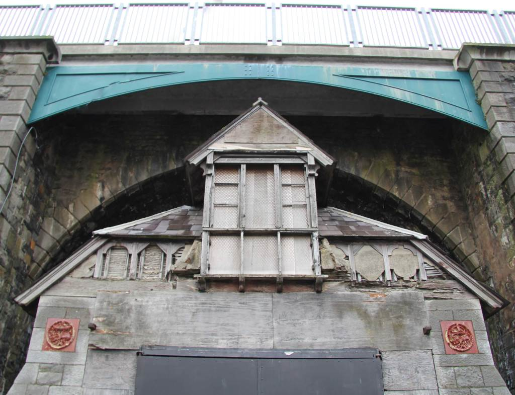Balbriggan's former lifeboat house - the proposed location for the museum