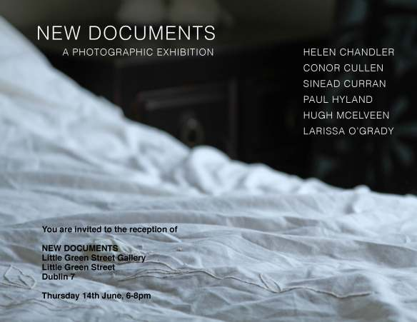 New Documents - A Photographic Exhibition